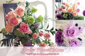 【認定校紹介】Atelier Flower Moon